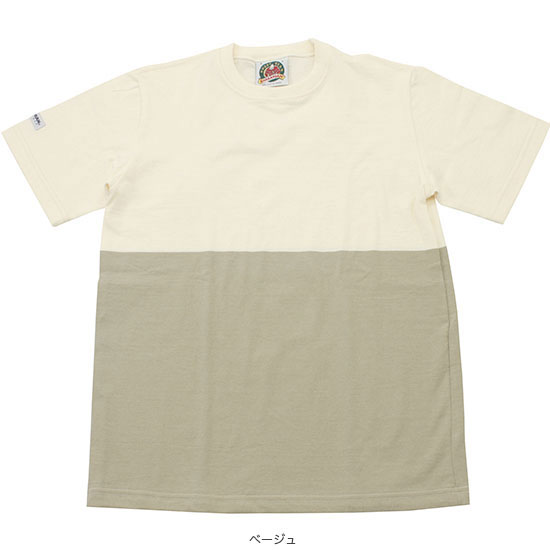 BARBARIAN[バーバリアン]SHORT SLEEVE BY COLOR GCNBNC