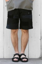 MOUNTAIN RESEARCH[マウンテンリサーチ]PATCHED SHORTS 2148