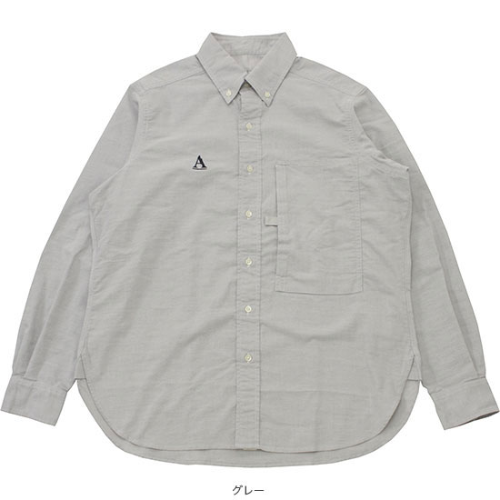 MOUNTAIN RESEARCH[マウンテンリサーチ]2188 QD B.D SHIRT