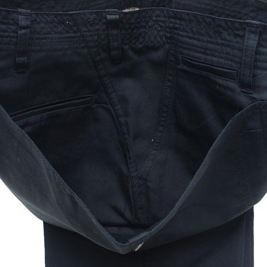 SASSAFRAS[ササフラス]FALL LEAF SPRAYER PANTS 1/2 C/N OXFORD