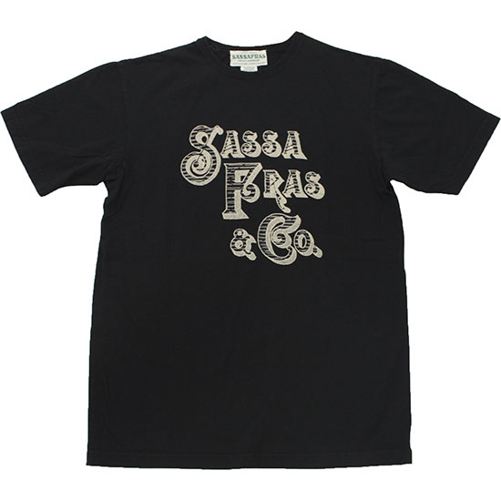 SASSAFRAS[ササフラス]SASSAFRAS T-SHIRTS