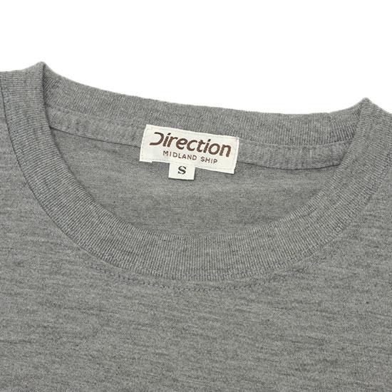 Direction[ディレクション]Defi FRONT&BACK REFLECTOR PRINT