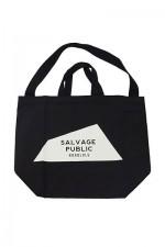 SALVAGE PUBLIC[サルベージパブリック]LOGO TOTE BAG