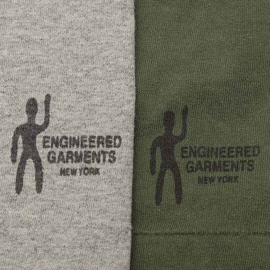 Engineered Garments[エンジニアド ガーメンツ]ANIMALS POCKET-T