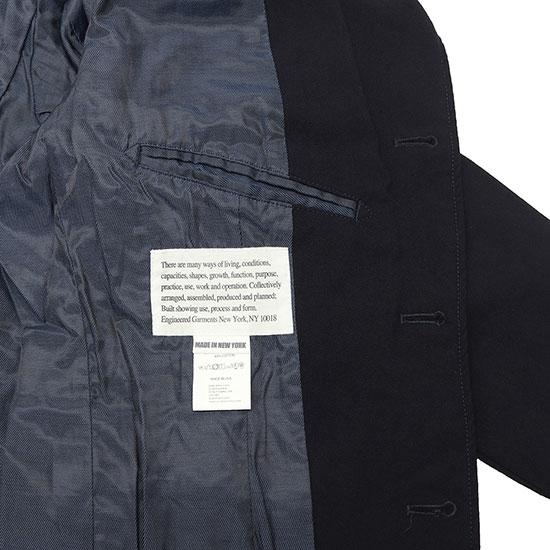 Engineered Garments[エンジニアド ガーメンツ]Baker Jacket Uniform Serge
