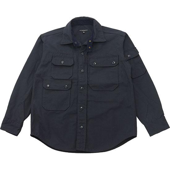 Engineered Garments[エンジニアド ガーメンツ]CPO Shirt Nyco Ripstop