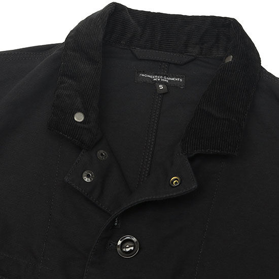 Engineered Garments[エンジニアド ガーメンツ]Coverall Jacket Cotton Double Cloth
