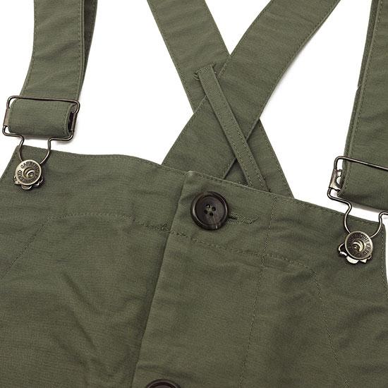 Engineered Garments[エンジニアド ガーメンツ]Overalls Cotton Double Cloth