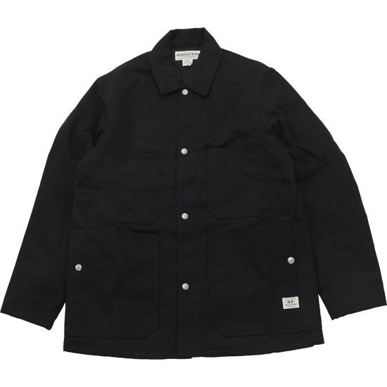 SASSAFRAS[ササフラス]Green Thumb Jacket Drill Cloth