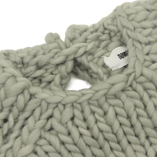 nowos[ノーウォス]手編みプルオーバーニット 4102005109