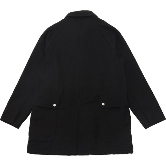 SASSAFRAS[ササフラス]Fall Leaf Coat Blanket