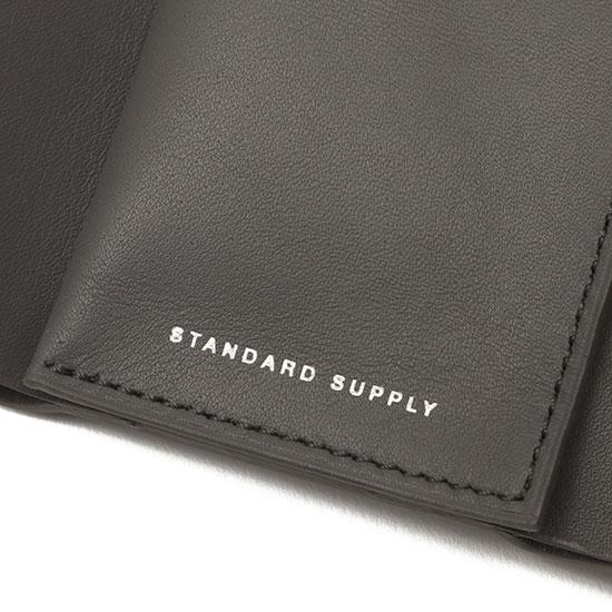 STANDARD SUPPLY[スタンダードサプライ]TRIFOLD WALLET