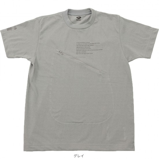 MOUNTAIN RESEARCH[マウンテンリサーチ]Back Packers Tee Lefty
