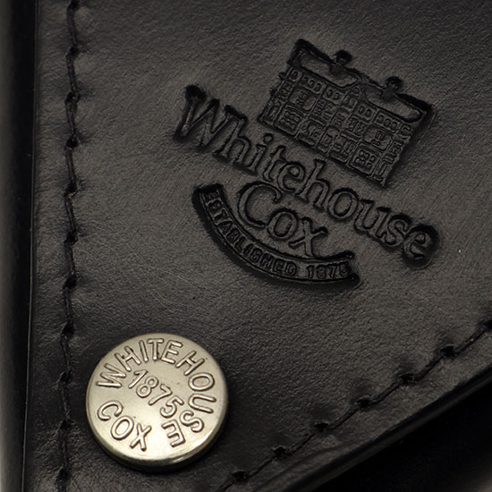 Whitehouse Cox[ホワイトハウスコックス]Origami Coin Case S1902