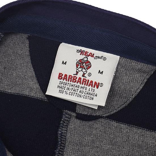 BARBARIAN[バーバリアン]MLS SPECIAL HENLEY GNBRH5