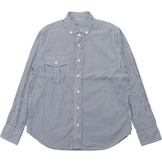 Direction[ディレクション]LONDON STRIPE B.D SHIRTS Bload cloth 3402014
