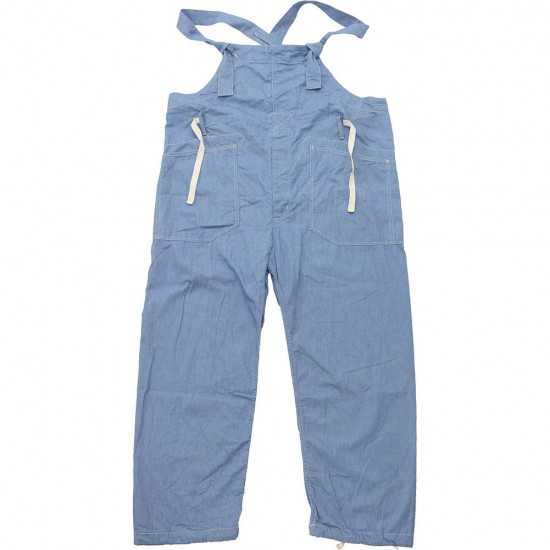 Engineered Garments[エンジニアド ガーメンツ]OVERALLS LIGHT WEIGHT DENIM