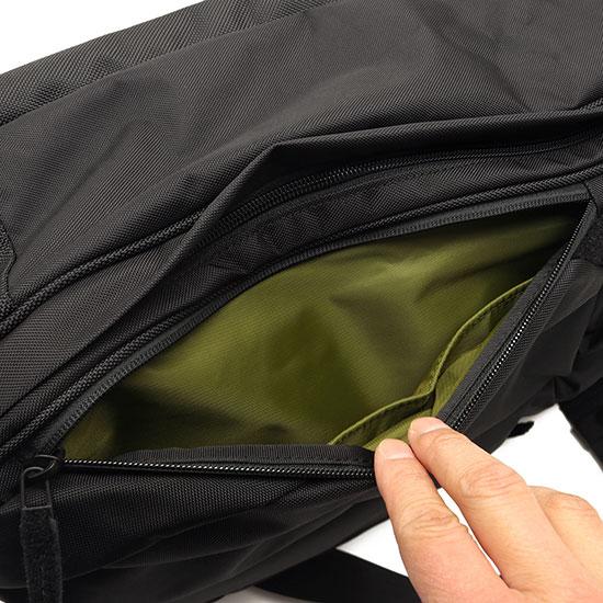nunc[ヌンク]Travelers backpack NN001010