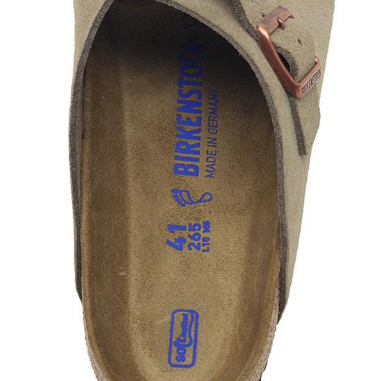 BIRKENSTOCK[ビルケンシュトック]ZURICH SOFT FOOTBED 1009532