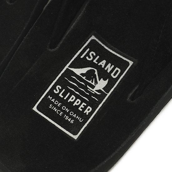 ISLAND SLIPPER[アイランドスリッパ]トングサンダル IBS8903 BLACK SUEDE