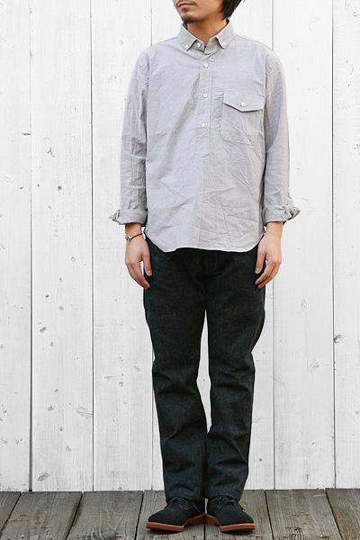【送料無料♪】Direction[ディレクション] プルオーバーB.Dシャツ MS1222