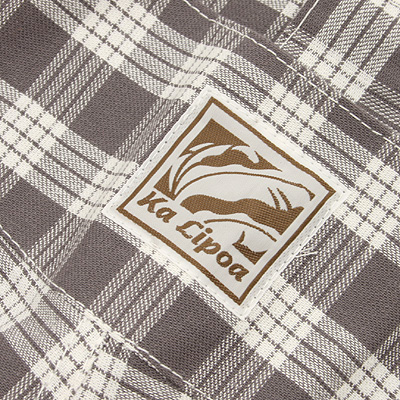 Ka Lipoa[カリポア] ショートパンツ HAWAII PLAID