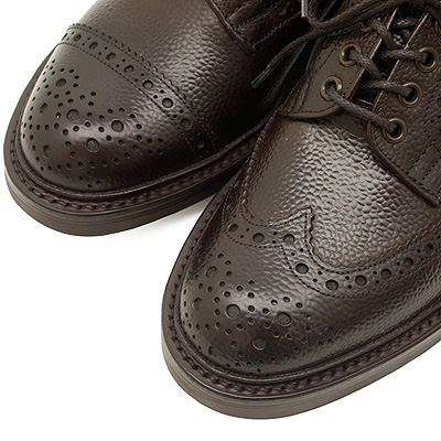 NEPENTHES[ネペンテス]NEPENTHES×Tricker'sアシンメトリックギブソン