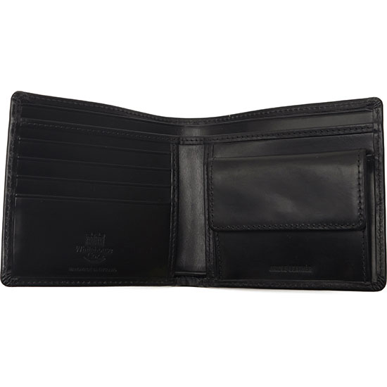 Whitehouse Cox[ホワイトハウスコックス]Notecase With Coin Case S7532