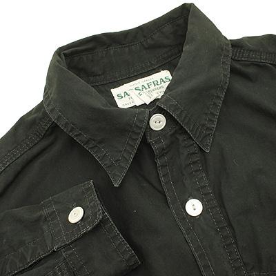 SASSAFRAS[ササフラス]Wスペードシャツ SF-10509