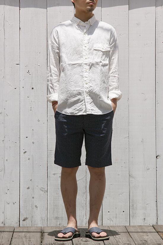【送料無料♪】Direction[ディレクション]フレンチリネンB.Dシャツ MS0514