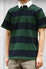 BARBARIAN[バーバリアン]ラガーシャツS/S GCSS-041 KSS05