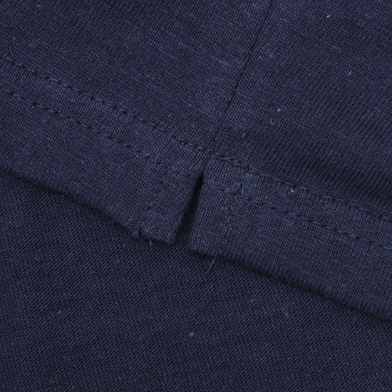 TIEASY AUTHENTIC CLASSIC[ティージーオーセンティッククラシック]iphoneポケット S/Sバスクシャツ te009