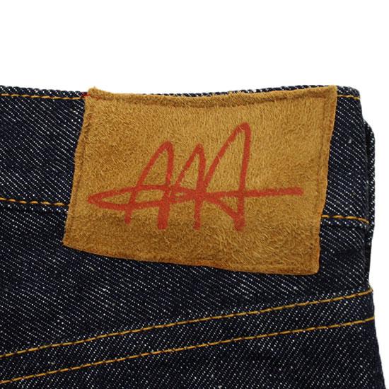 AAA[トリプルエー]5ポケットジーンズ AP-121AOW