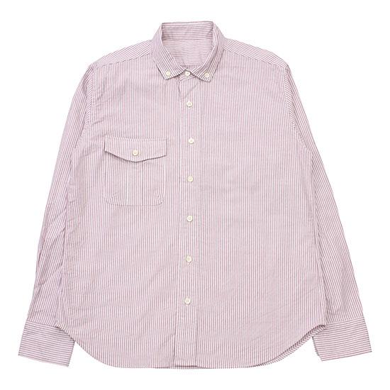 【送料無料♪】Direction[ディレクション]ロンドンストライプB.Dシャツ