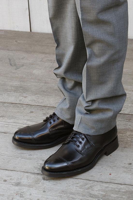 SANDERS[サンダース]Militaly Derby Shoe 8803B