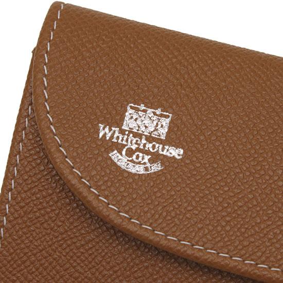 Whitehouse Cox[ホワイトハウスコックス]3つ折りウォレット S7660 LON/BRI