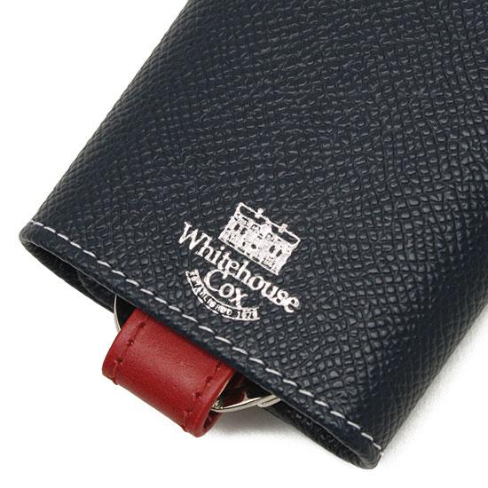 Whitehouse Cox[ホワイトハウスコックス]キーケース S9692 LON/BRI