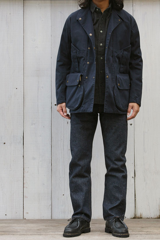senelier[セネリエ]reversible toolbox jacket