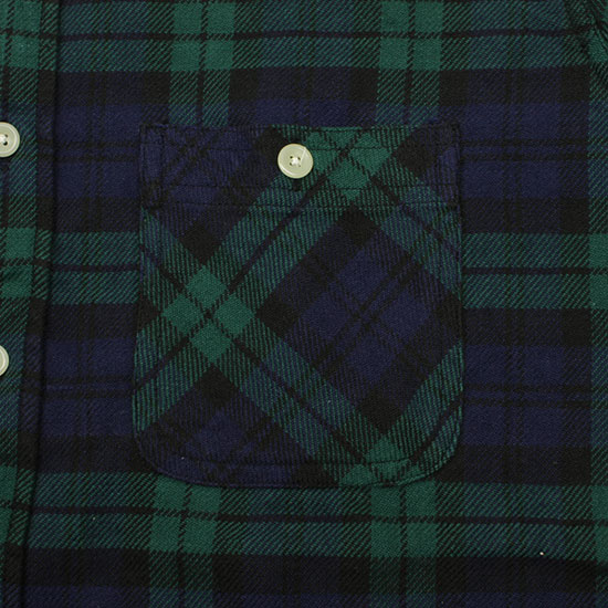 CAMCO[カムコ]FLANNEL SHIRT