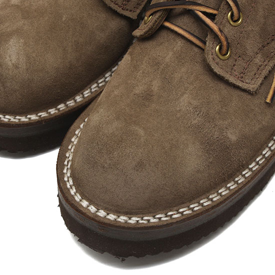 NICKS BOOTS[ニックスブーツ]OXFORD MOCHA ROUGH OUT WIDTH D