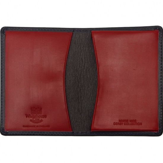 Whitehouse Cox[ホワイトハウスコックス]NAME CARD CASE S7412 DERBY COLLECTION
