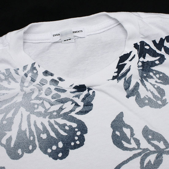 Engineered Garments[エンジニアド ガーメンツ]Print Pocket T1