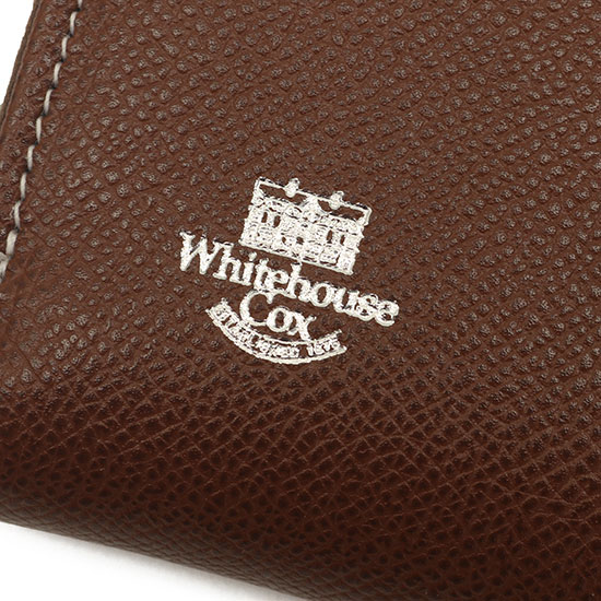 Whitehouse Cox[ホワイトハウスコックス]Long Zip Wallet S2622 LONDON