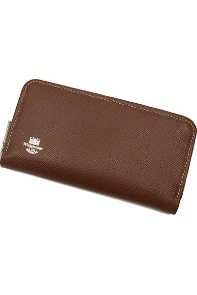 Whitehouse Cox[ホワイトハウスコックス]Long Zip Wallet S2622 LONDON