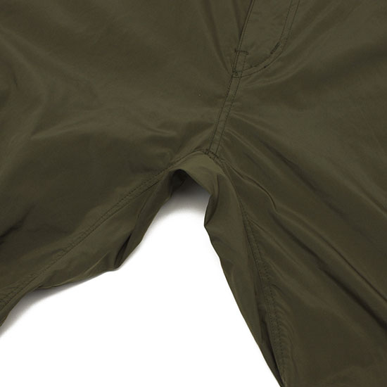 meanswhile[ミーンズワイル]VENTILE CYCLE RIB 9/10 PANT
