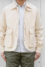 SASSAFRAS[ササフラス]PLANT HUNTER JACKET SF-161055