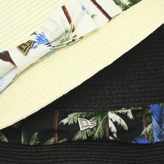 NEW ERA[ニューエラ]Palm Tree The Fedora