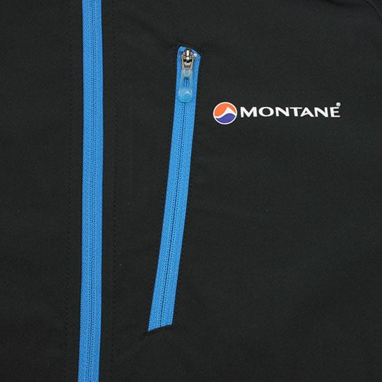 MONTANE[モンテイン]RAPIDE SOFTSHELL JACKET