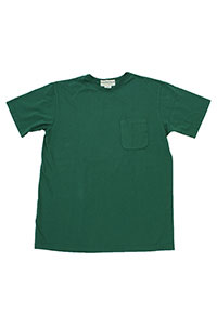 SASSAFRAS[ササフラス]Chop Corner Pocket T