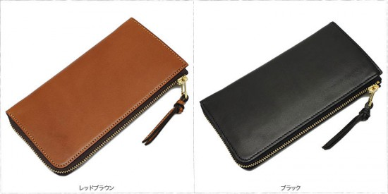 SLOW[スロー]L ZIP LONG WALLET 333S46E